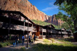 Zion Park Lodge