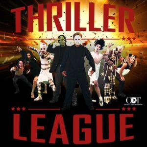 "Odyssey Dance Theatre's Halloween Spectacular ""Thriller"""
