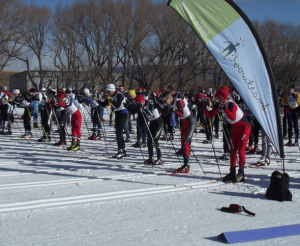 Wasatch Citizens Series Ski Race 1