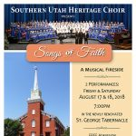 Songs of Faith: A Musical Fireside
