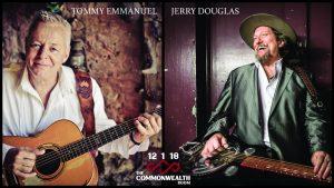 Tommy Emmanuel & Jerry Douglas