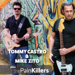 Tommy Castro & Mike Zito Six Strings Down