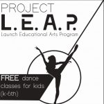 Project L.E.A.P. Free Dance Classes