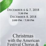 AFCO - Christmas with the American Festival Chorus...