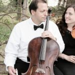 James and Ginette Shimanek: Violin + Cello = Love