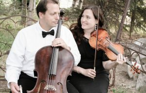 James and Ginette Shimanek: Violin + Cello = Love