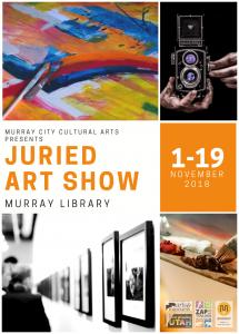Murray's 2018 Juried Art Show