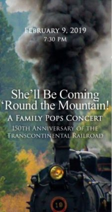 AFCO - She'll Be Coming 'Round the Mountain!: A Family Pops Concert