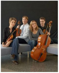 Fry Street Quartet - Bartok Cycle with Peter Laki