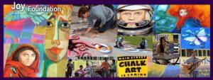 """Chalk Festival """"Magic on the Sidewalk"""" - 2019"""