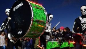 2019 Light Up the Night Halloween Parade