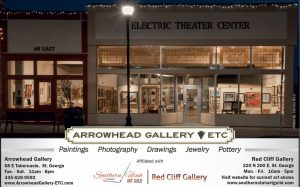 """Portals and Pathways"" Art Show at the Red Cliff G..."