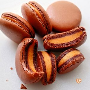 Holiday French Macaron