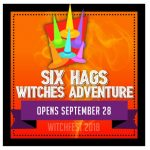 WitchFest 2018 - Six Hags Witches Adventure