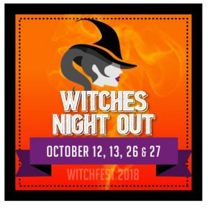 WitchFest 2018 - Witches Night Out