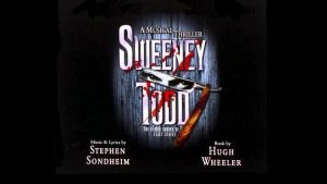 Sweeney Todd Auditions!