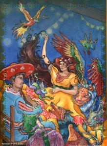 Dia de los Muertos (Day of the Dead) Exhibition