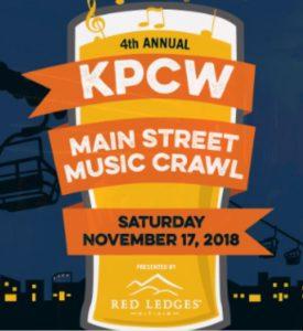 KPCW Main Street Music Crawl: The Breakfast Klub