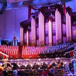 2018 Christmas with The Tabernacle Choir with Kris...
