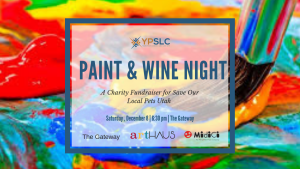 2nd Annual Charity Wine & Paint Night