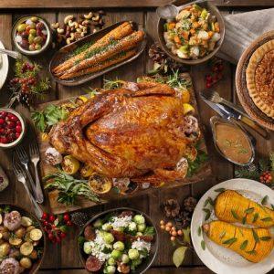 Insta Pot Thanksgiving