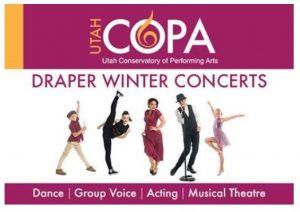 Utah COPA Draper Winter Concert