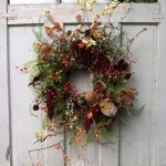 Floral Workshop: Foraged Fragrant Door Decor