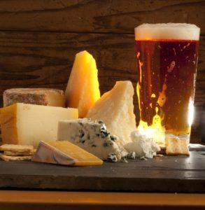 Cheese and Beer Pairing: Kiitos Brewing