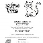 CFA Annual Cat Show