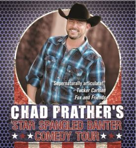 Chad Prather: The Star Spangled Banter Comedy Tour...