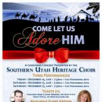 "Christmas Concert: ""Come Let Us Adore Him"""