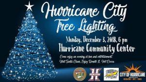 Hurricane City Christmas Tree Lighting