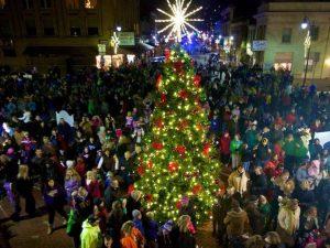 Logan Tree Lighting Festival