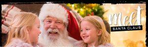 Santa at City Creek