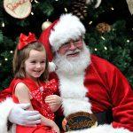 Photos with Santa Claus at Shane Co.