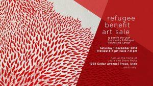 Refugee Benefit Art Sale