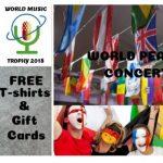 World Music Trophy 2018 - World Peace Concert Fina...