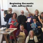 Beginning Encaustic Workshop with Guest Artist Jeffrey Hirst