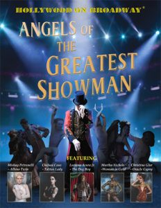 Angels of the Greatest Showman