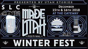 Made in Utah Winter Fest
