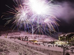 New Year's Eve Celebration & Fireworks