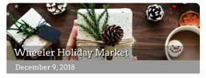 Wheeler Farm Holiday Market