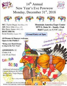 New Year's Eve Powwow