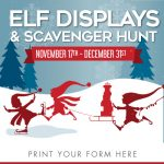 Elf Scavenger Hunt at Gardner Village