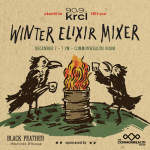 KRCL Winter Elixir Mixer