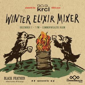 KRCL Winter Elixir Mixer