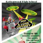 2001: A Love Odyssey & The Great Ice Cream Scheme