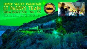 St. Paddy's Train
