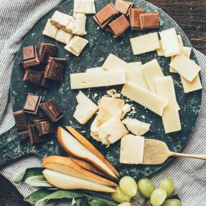 Chocolate and Cheese
