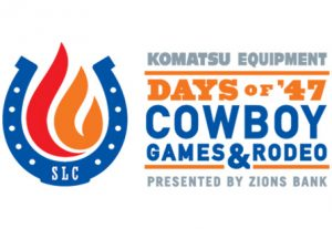 2019 Days of '47 Cowboy Games & Rodeo